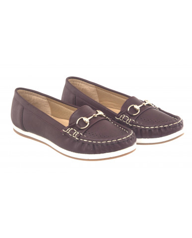 5292 : Balujas Cherry Ladies Loafers