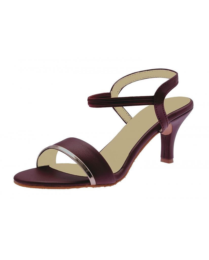 1327 : Balujas' Chelsea Cherry Heel Sandals