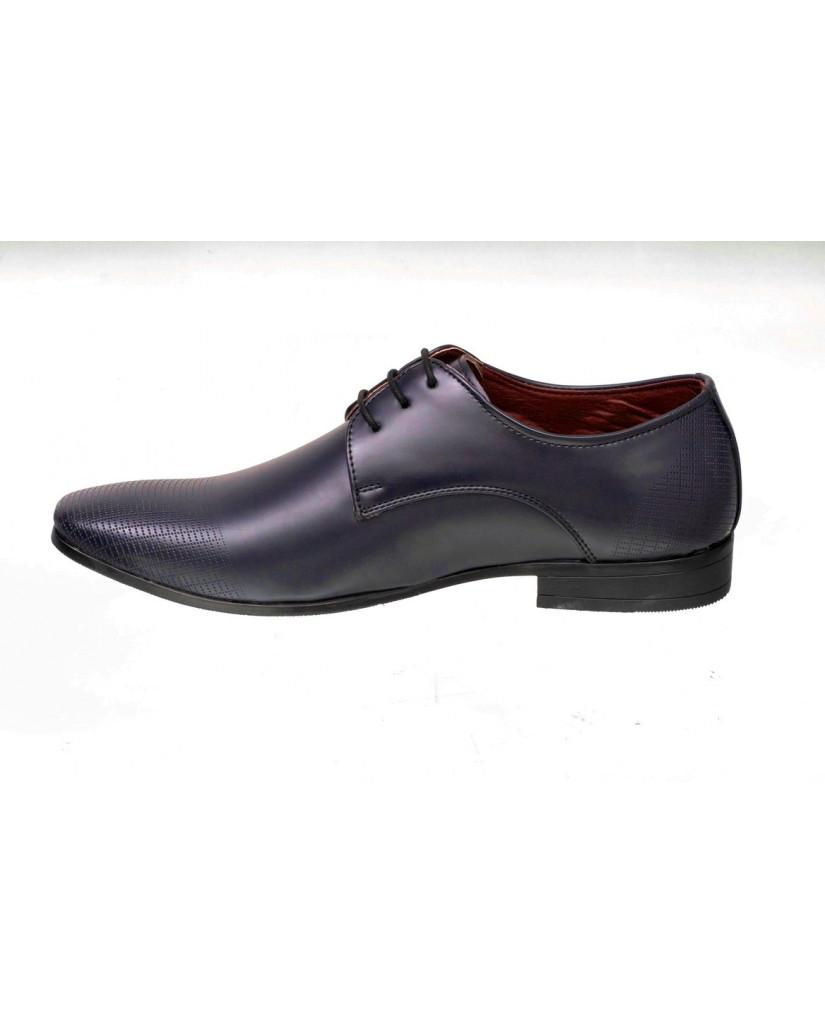 3901 : Balujas Blue Men Formal Shoes