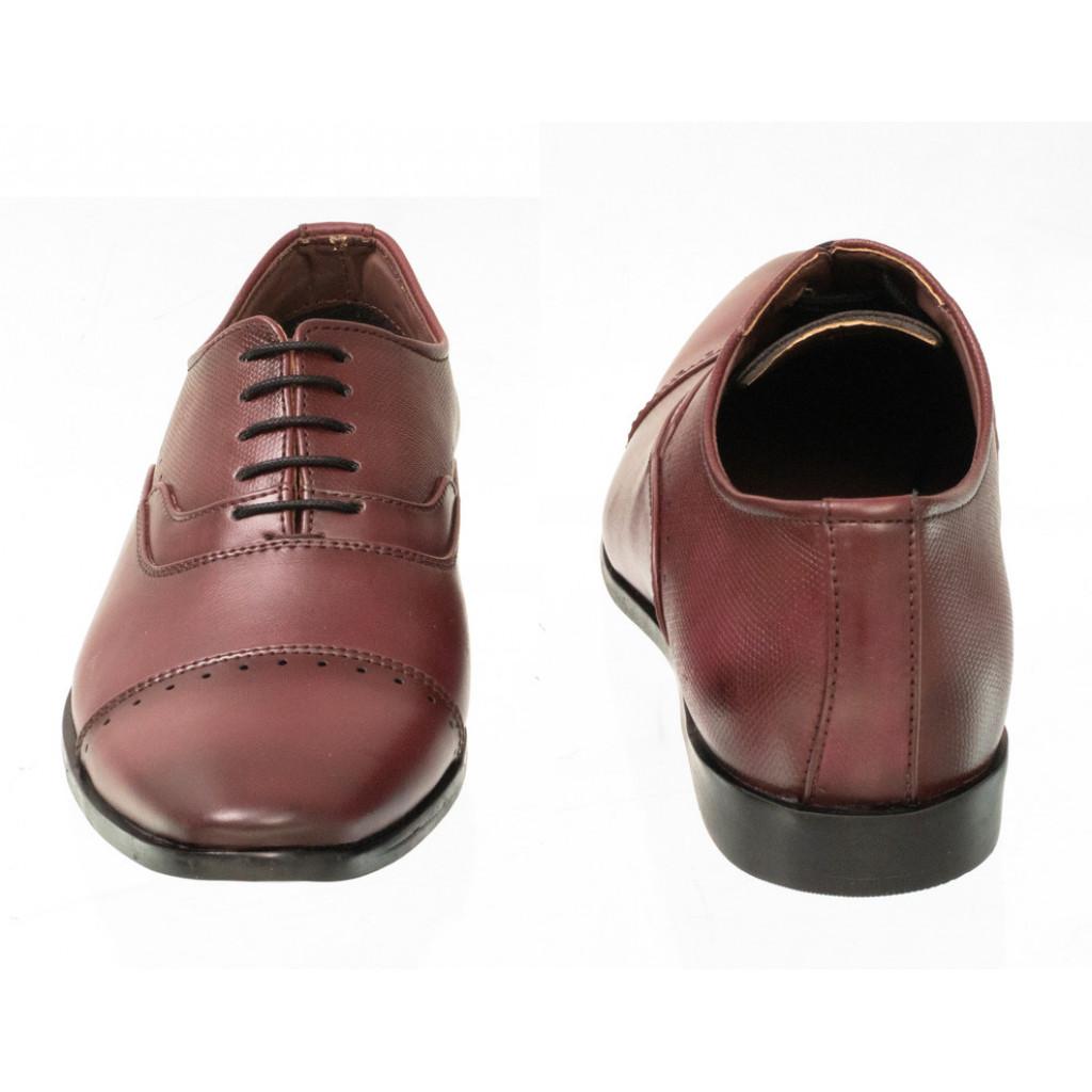 4124 : Balujas Cherry Men Formal Shoes