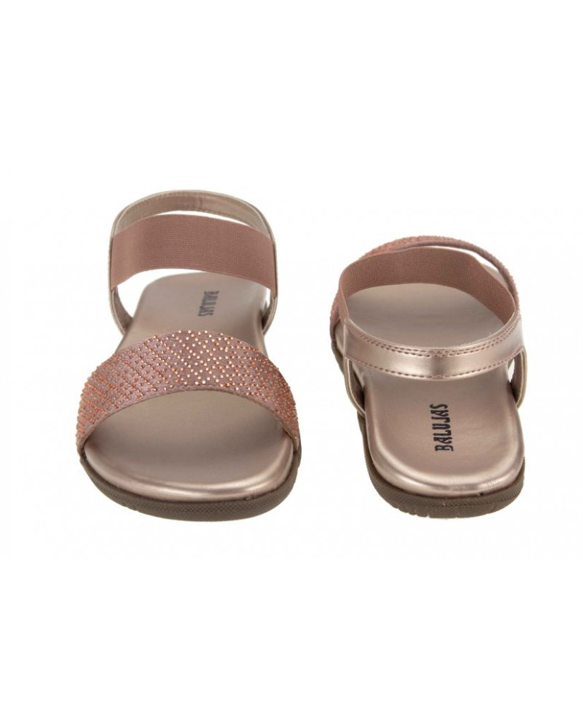 B-3024: Balujas Sultan Flat Ladies Sandals