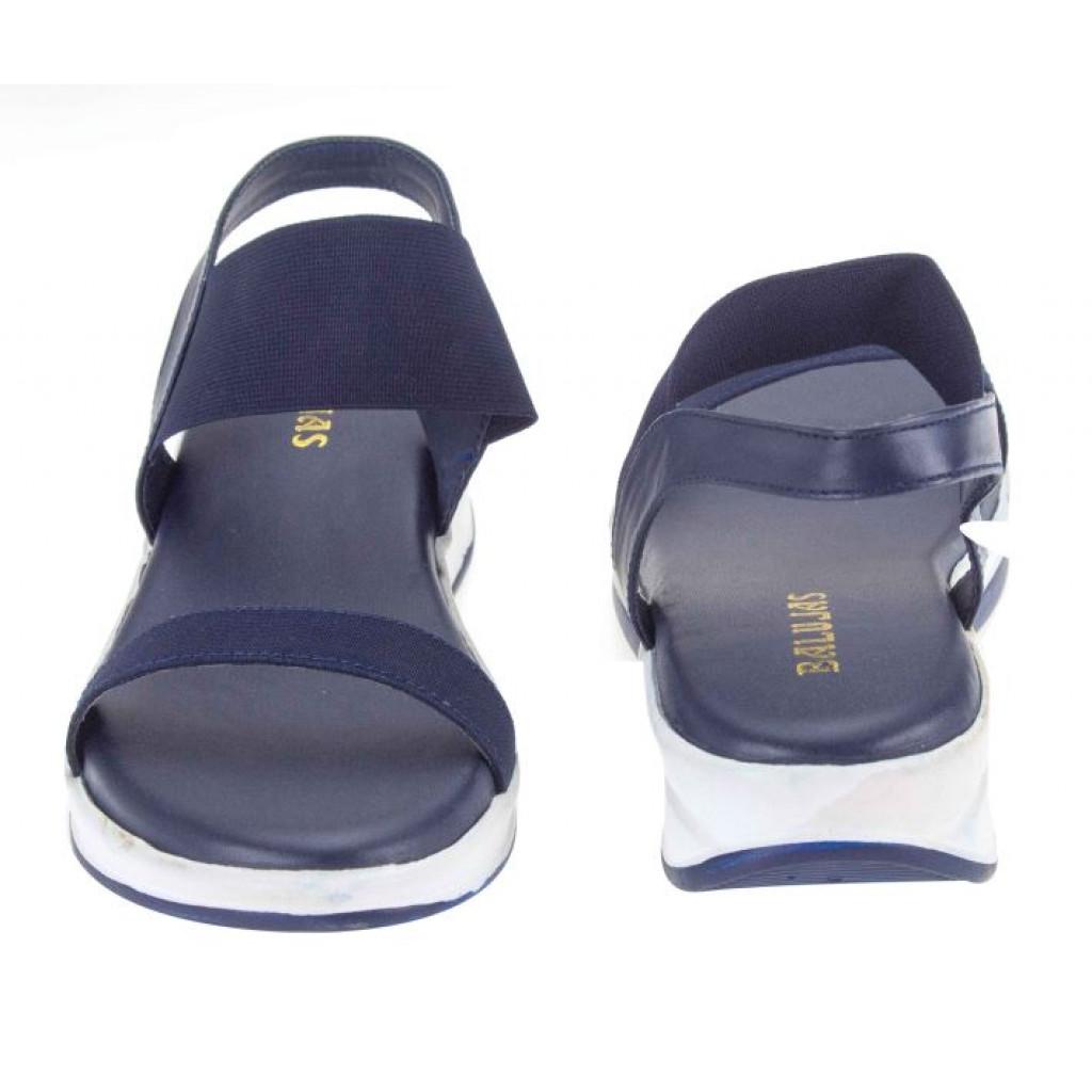 MH-723 : Balujas Blue Ladies Sandals