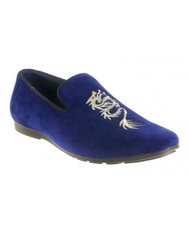 9900 : Balujas' Arya Blue Men Shoes