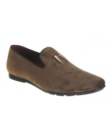 9907 : Balujas' Arya Camel Men Shoes