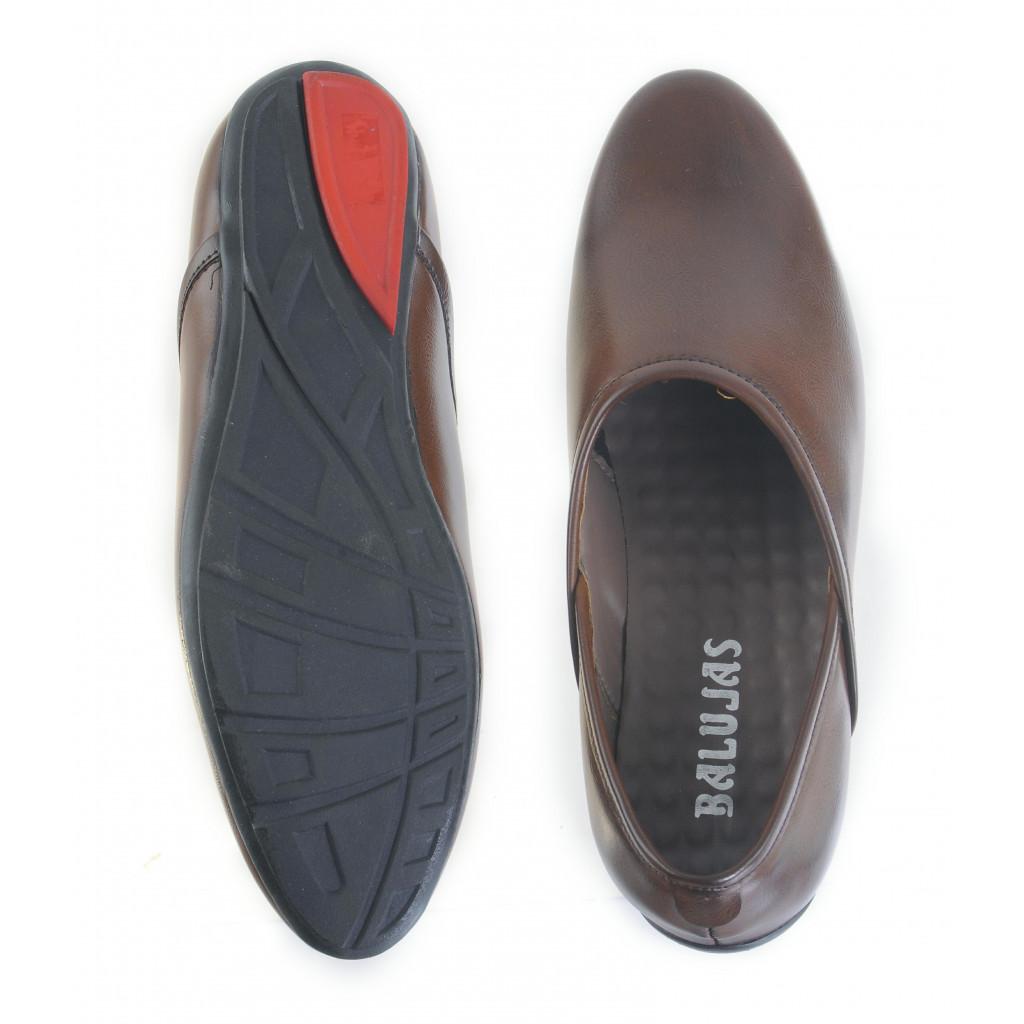 B-1 : Balujas'Arya International Brown Men Shoes