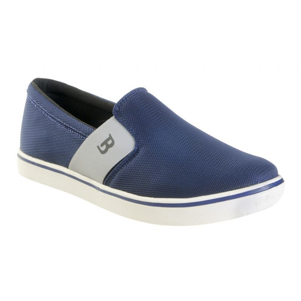 711 : Balujas' Forward Footwear Navy Men Casual Shoes