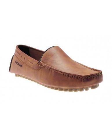AE4709 : Balujas Tan Men Loafers