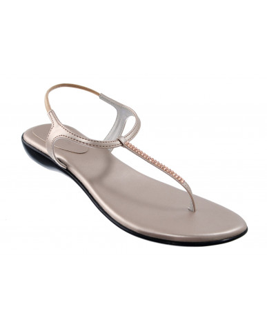 102 : Balujas' Fiona Flat Sultan Ladies Sandal